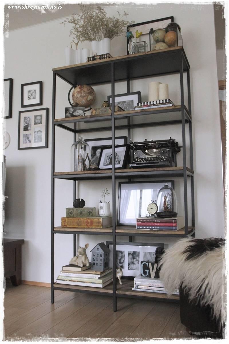 Ikea estanteria vittsjo